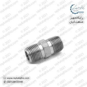 raykatajhiz product Threaded-Hex-Nipple